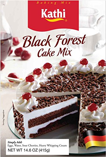 (Kathi Black Forest Cake Mix, 14.6 Ounce)