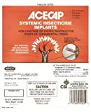 Acecap 25-Pack Systemic Insecticide Tree Implants for Control - Best Reviews Guide