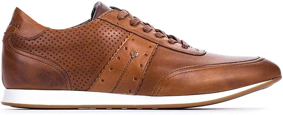 TALLA 40 EU. MARTINELLI Adrian 1165-1258vyp, Zapatos de Cordones Derby para Hombre