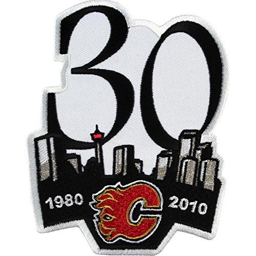 2010 Calgary Flames 30th Anniversary Jersey ()