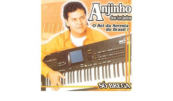 Só Brega (O Rei da Seresta do Brasil) by Anjinho dos Teclados on Amazon Music - Amazon.com