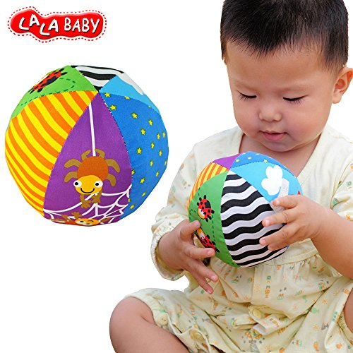 lalababy-baby-early-learning-toys-colorful-funny-educational-stuffed-rattle-soft-ball-for-0-6-years