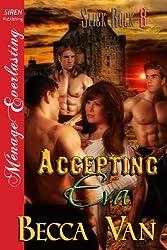 Accepting Eva [Slick Rock 8] (Siren Publishing Menage Everlasting)