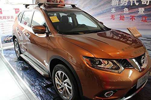 Side Step Fit For Nissan X Trail Rogue 2014 2015 2016