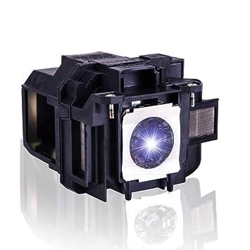 elplp88 lámpara del proyector para EPSON PowerLite S27 EB-S04 EB ...
