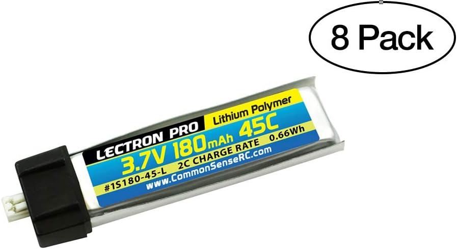 Inductrix FPV 3.7v 175Mah 25C Lipo Battery Mylipo.de Blade Nano QX