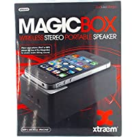 Magic Box Wireless Stereo Portable Speaker