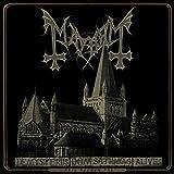 De Mysteriis Dom Sathanas Alive CD/DVD
