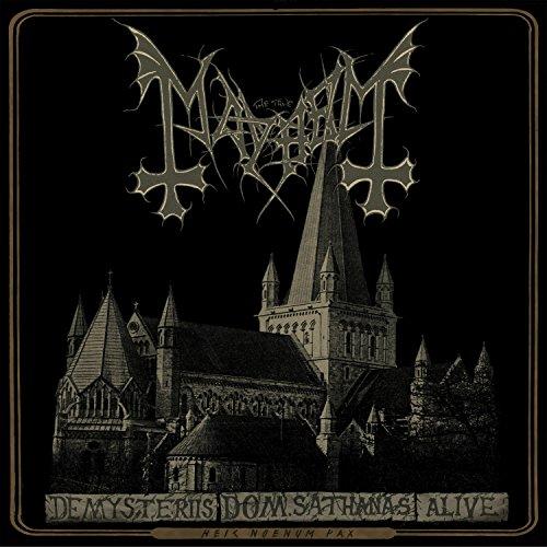Mayhem - De Mysteriis Dom Sathanas Alive (2PC)