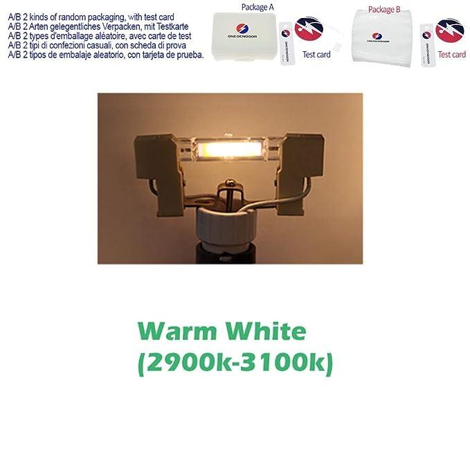 Dimmable j78 r7s 15W 78mm led Light Bulbs j118 r7s led cob ...