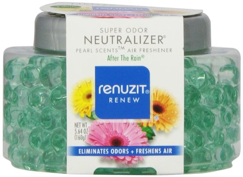 Renuzit Pearl Scents Super Odor Neutralizer, After The Rain,