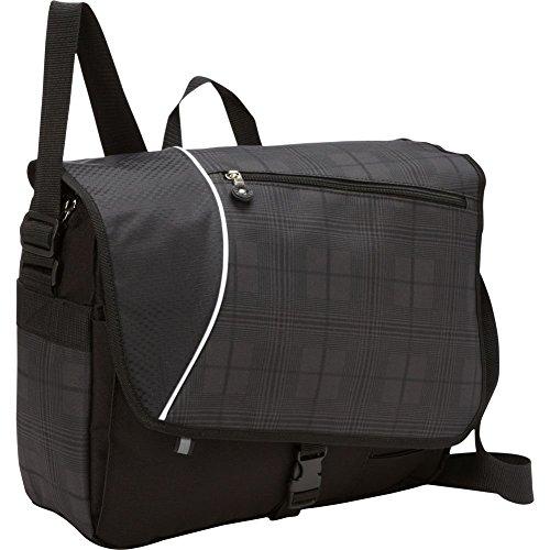Bellino P4635 Matrix Plaid Laptop - Jacquard Messenger