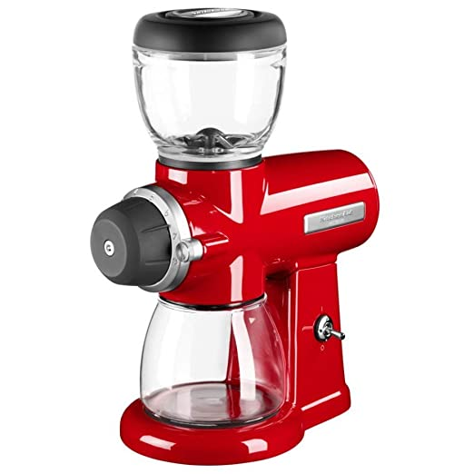 KitchenAid 5KCG0702EER - Molinillo de café (185 W, 220-240 V, 50 ...
