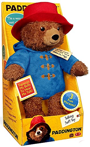 Paddington Bear Teddy Bear that Talks Stuffed Animals 11