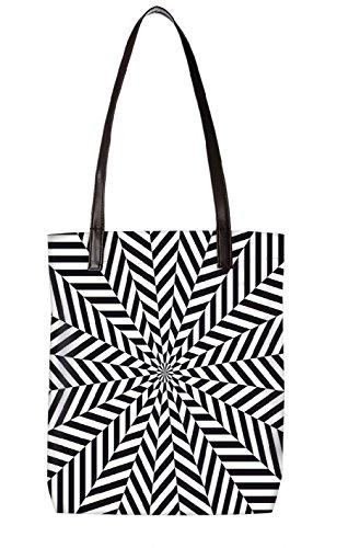 Snoogg Strandtasche, mehrfarbig (mehrfarbig) - LTR-BL-2461-ToteBag