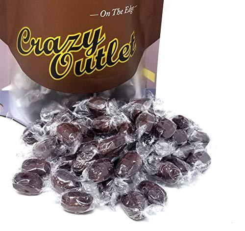 CrazyOutlet Pack - Root Beer Barrels Hard Candy, Bulk Pack, 4 lbs