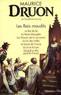 Les rois maudits par Druon
