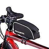 ROCKBROS Road Bike Handlebar Bag Cycling Frame Bag High Quality