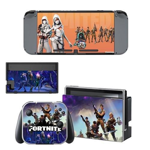 Amazoncom Fortnite Nintendo Switch Skin Fortnite Royal Video