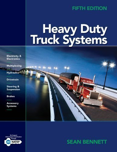 By Sean (Sean Bennett) Bennett: Workbook for Bennett's Heavy Duty Truck Systems Fifth (5th) Edition