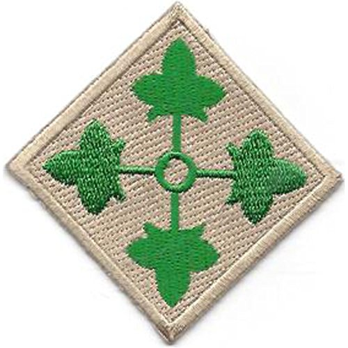 - 4th Infantry Division Patch