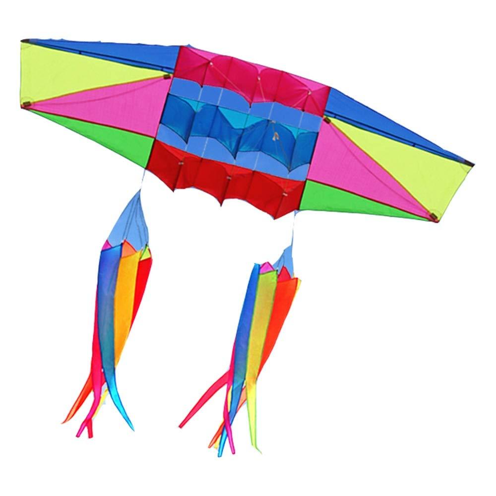 凧,アウトドア玩具 レーダー傘布カイト D) D、フロントポールステレオ大大人カイト簡単に飛ぶ スポーツ健康の楽しみ (色 : D) : B07QP888S3 D, 愛車名人倶楽部:e24d0a87 --- ferraridentalclinic.com.lb