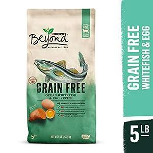 3. Purina Beyond Grain Free Adult Cat Food