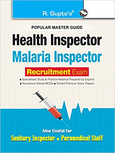 health sanitary inspector question paper