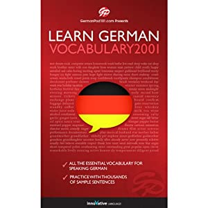 Learn German: Word Power 2001 Audiobook