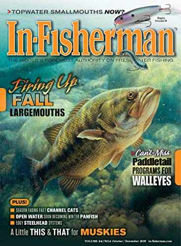 In-Fisherman (Best Bait For Northern Pike Fishing)