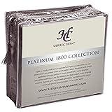 Hotel Luxury Bed Sheets Set 1800 Series Platinum