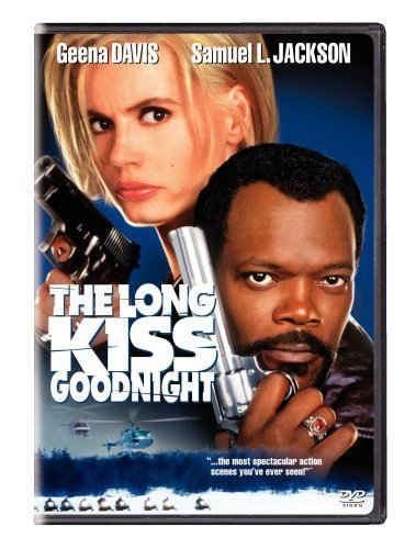 DVD : The Long Kiss Goodnight (Full Frame, Widescreen)