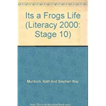 Stg 10a Its a Frogs Life Is