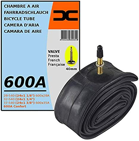 cyclingcolors Camara DE Aire 600A Confort 24 x 1 3/8