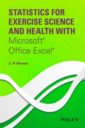 Statistics for Exercise Science and Health with Microsoft Office Excel Pdf