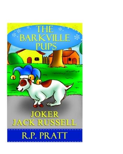 The Barkville Pups: Joker Jack Russell