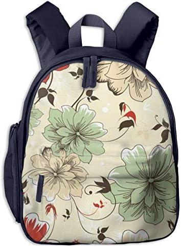 フラワーハンドル 迷子防止リュック バックパック 子供用 子ども用バッグ ランドセル 高品質 レッスンバッグ 旅行 おでかけ 学用品 子供の贈り物