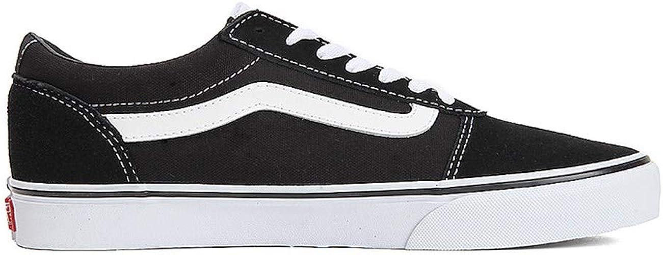 Vans Herren Sneaker Ward VN0A36EMC4R1 BlackWhite schwarz