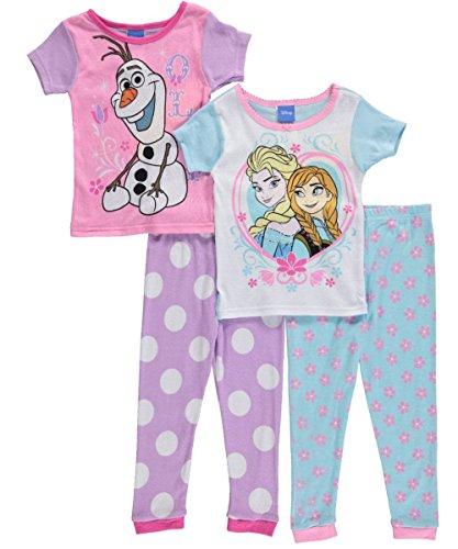 Disney Frozen Sisters 4 Piece Toddler