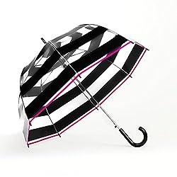Shedrain Bubble Auto Stick Umbrella (Maddy)