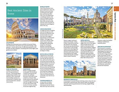 512IjDVQuOL - Fodor's Rome (Full-color Travel Guide)