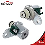 #7: HERCOO 4F27E/FN4A-EL Transmission Shift Solenoid A&B Kit Set Compatible with 1999-up Ford Focus/Fusion/Fiesta, Mazda 3 5 6 CX-7/Protege/Tribute