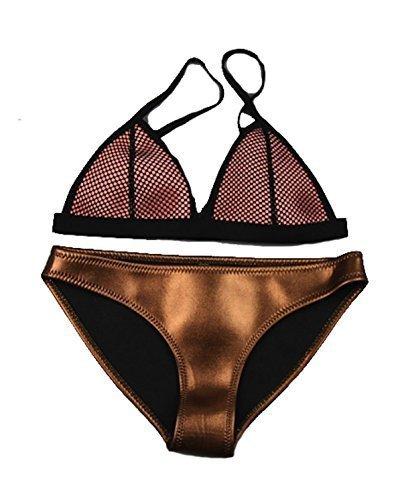 FLORAVOGUE Neoprene Bikini Triangle Bathing product image