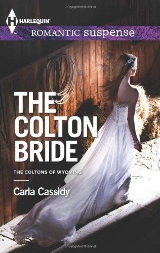 book cover of The Colton Bride
