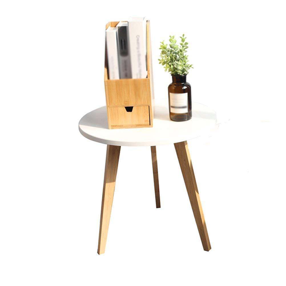 YCT 収納キャビネット、北欧の小さな店のテーブルクリエイティブミニマリストテーブルのリビングルームのソファーサイドテーブルの組み合わせ活動ベッドテーブルを整理する (サイズ : 40x40.6cm) B07R7GP6CR  40x40.6cm