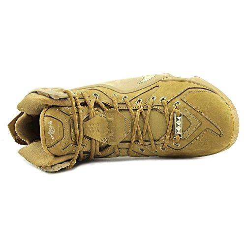 1bbbbe8debc new Nike Mens Lebron XII EXT QS Wheat Metallic Gold Suede Size 9 Basketball