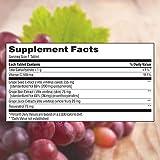 TruNature Grape Seed & Resveratrol - 2 Bottles, 150