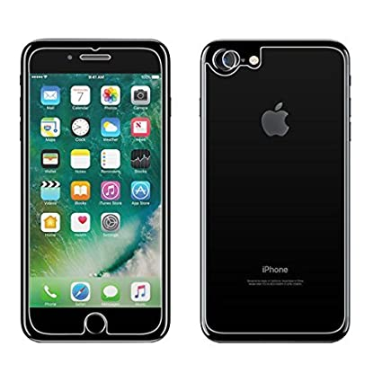 low priced 253ec 6f006 SMARTLIKE Apple iPhone 8 FRONT AND BACK Tempered Glass shatterproof Screen  Protector Super tough ultra clear Scratch Proof