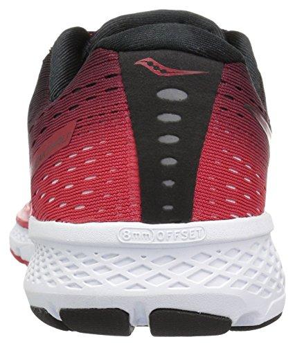 Rosso Uomo True Saucony Sneaker Black Red Zz4x1wPn