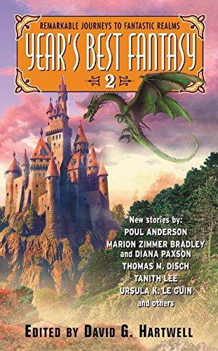 Year's Best Fantasy 2 PDF